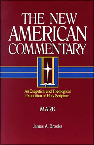 Mark commentary by James Brooks