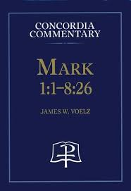 Mark commentary by James Voelz