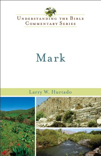 Mark commentary by Larry Hurtado
