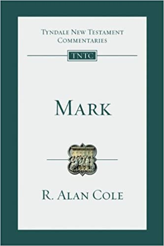 Mark commentary by R. Alan Cole