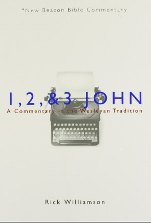 1 2 3 John commentary Rick Williamson