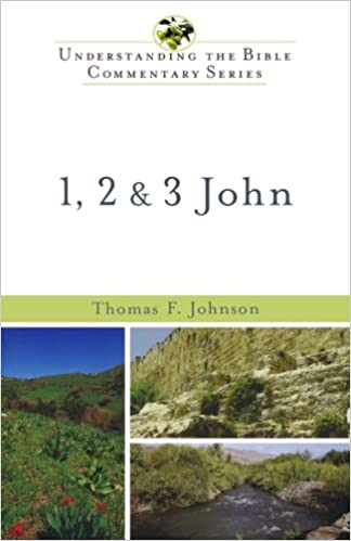 1 2 3 John commentary Thomas Johnson