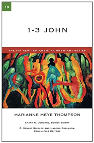 1 2 3 John commentary Marianne Meye Thompson