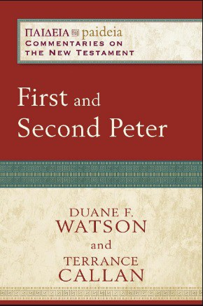 Peter commentary Duane Watson