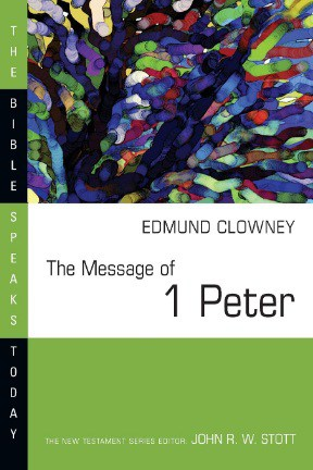 Peter commentary Edmund Clowney
