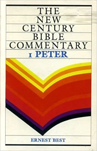 Peter commentary Ernest Best