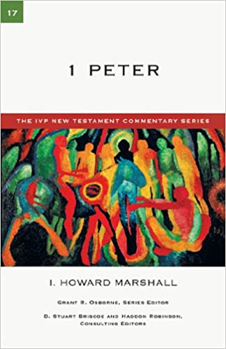 Peter commentary Howard Marshall