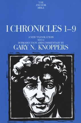 Chronicles commentary Gary Knoppers