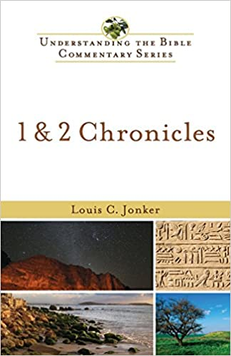 Chronicles commentary Louis Jonker