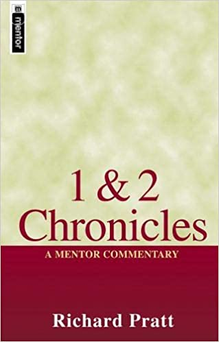 Chronicles commentary Richard Pratt