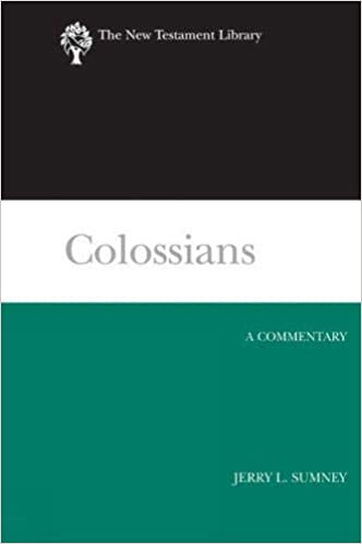 Colossians commentary Jerry Sumney