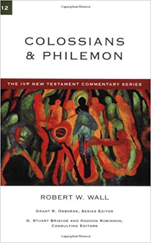 Philemon commentary IVP Wall