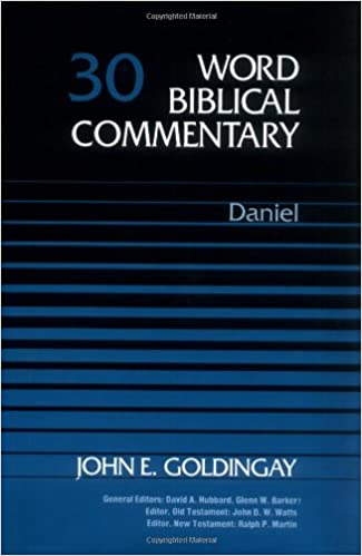 Daniel commentary John Collins