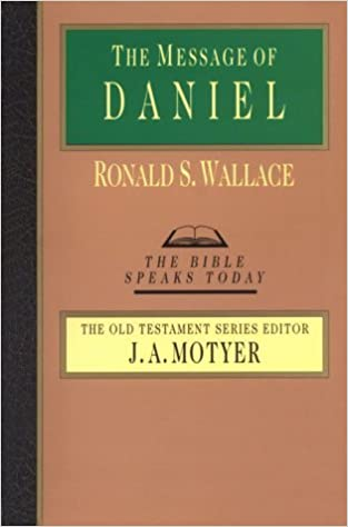 Daniel commentary Ronald Wallace