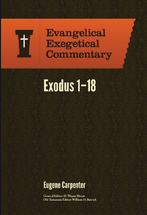 Exodus commentary Eugene Carpenter