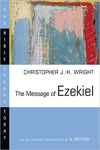 Ezekiel commentary Christopher Wright