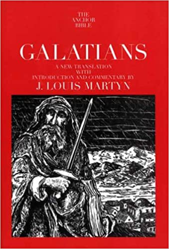 Galatians commentary Anchor Yale