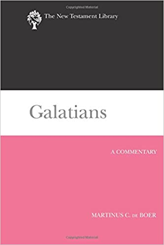Galatians commentary New Testament Library