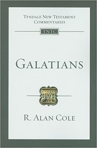 Galatians commentary Cole