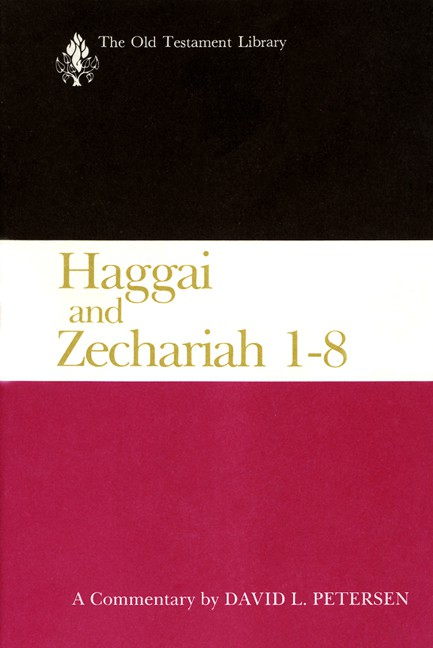 Haggai commentary David Petersen