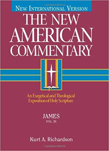 James commentary Kurt Richardson