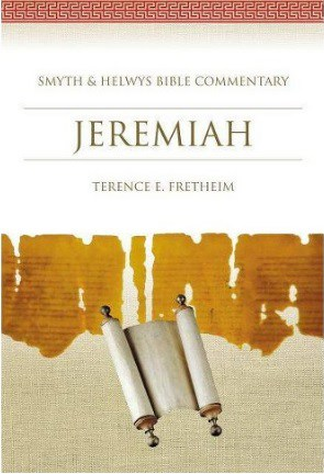 Jeremiah commentary Terence Fretheim