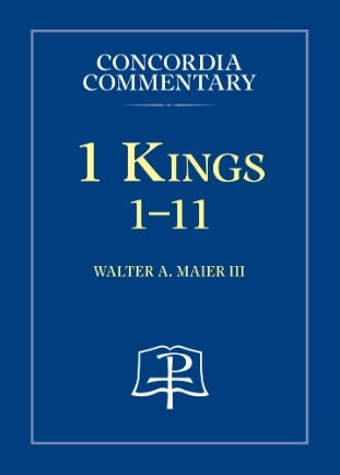 Kings commentary Maier