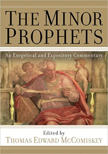 Micah Prophets commentary McComiskey