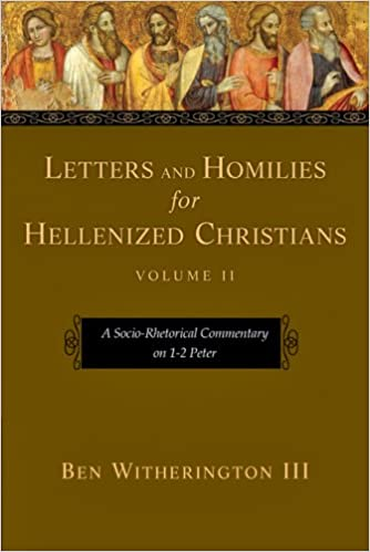 Peter commentary Ben Witherington