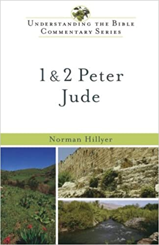 Jude commentary Norman Hillyer
