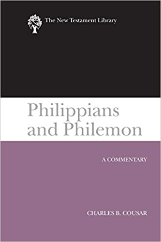 Philippians commentary Charles Cousar