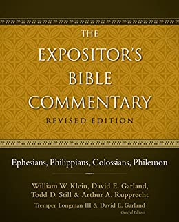 Colossians commentary Expositor's