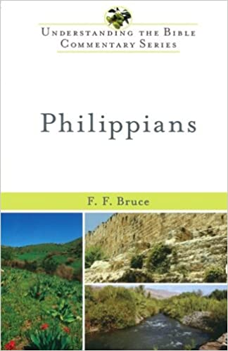Philippians commentary F.F. Bruce