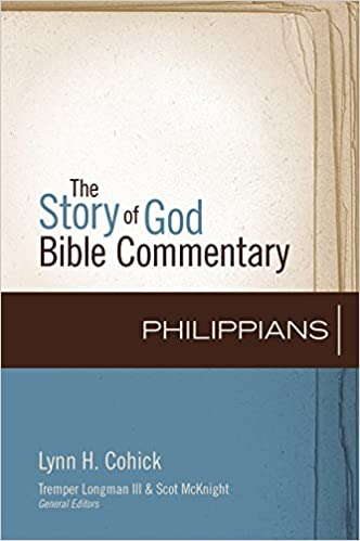 Philippians commentary Lynn Cohick