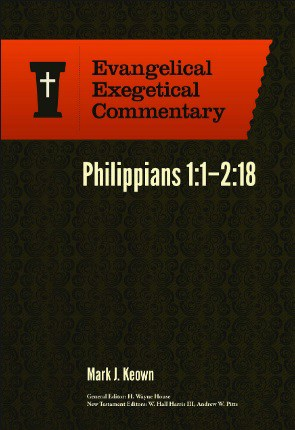 Philippians commentary Mark Keown
