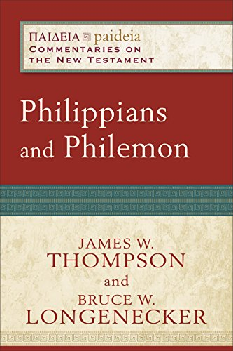 Philippians commentary paideia
