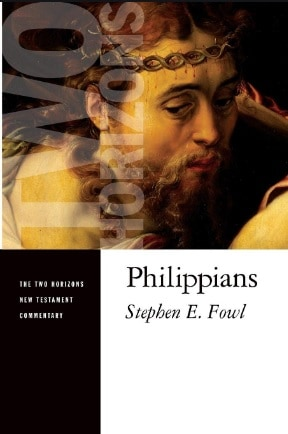 Philippians commentary Stephen Fowl