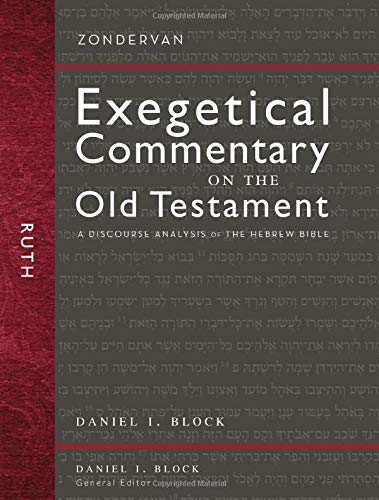 Ruth commentary Daniel Block