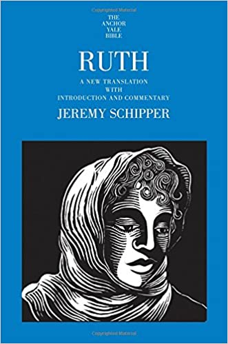 Ruth commentary Jeremy Schipper