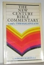 Thessalonians commentary Howard Marshall