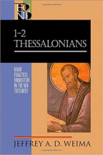 Thessalonians commentary Jeffrey Weima