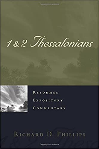 Thessalonians commentary Richard Patterson