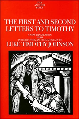 1-2 Timothy commentary Luke Timothy Johnson