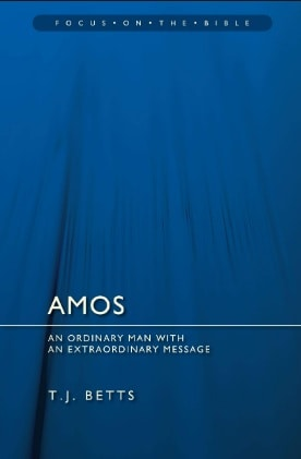 Amos commentary Betts