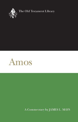 Amos commentary Mays
