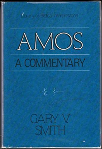Amos commentary Smith