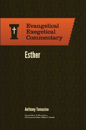 Esther commentary Tomasino