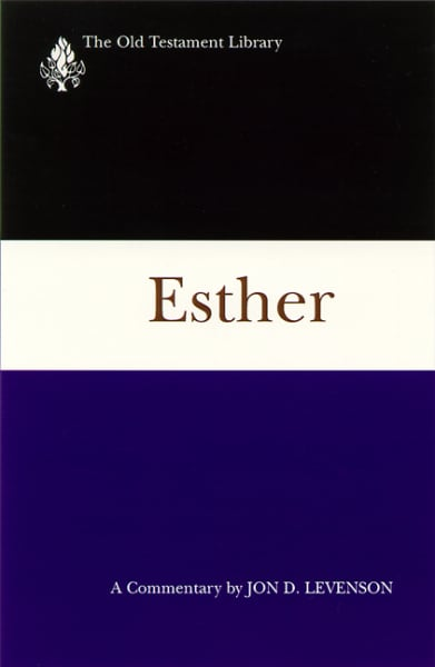 Esther commentary Levinson