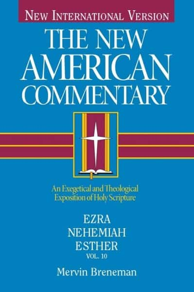 Esther commentary Breneman