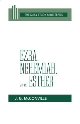 Esther commentary McConville